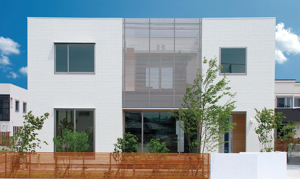 置賜のデザイナーズ住宅といえばデザインホームトップ画像