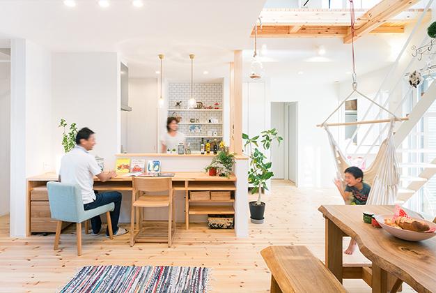 注文住宅を設計士とつくる|デザインホーム建築設計事務所トップ画像8